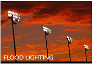 Flood Lighting :: Sabre Electrical Services Ltd